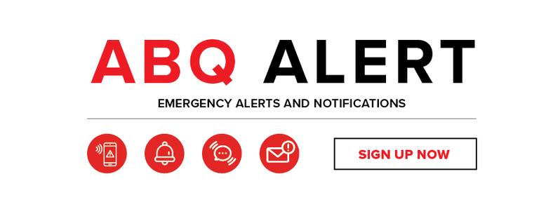ABQ Alerts Graphic