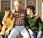 Every family should establish a personal and family disaster plan.