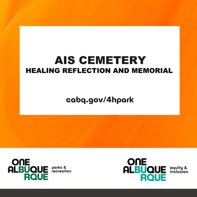 Event: Healing Reflection and Memorial for AIS Cemetery