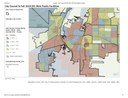 Social Vulnerability Index Map of Albuquerque with all Public Facilities and Council District Boundaries