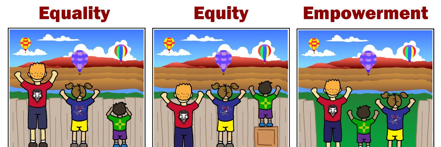 Equality Equity Empowerment