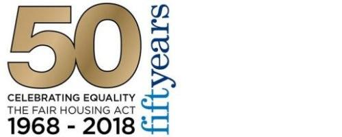Tile: Fair Housing Act - 50th Anniversary
