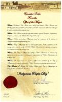 Mayor Tim Keller Proclaims Indigenous Peoples Day