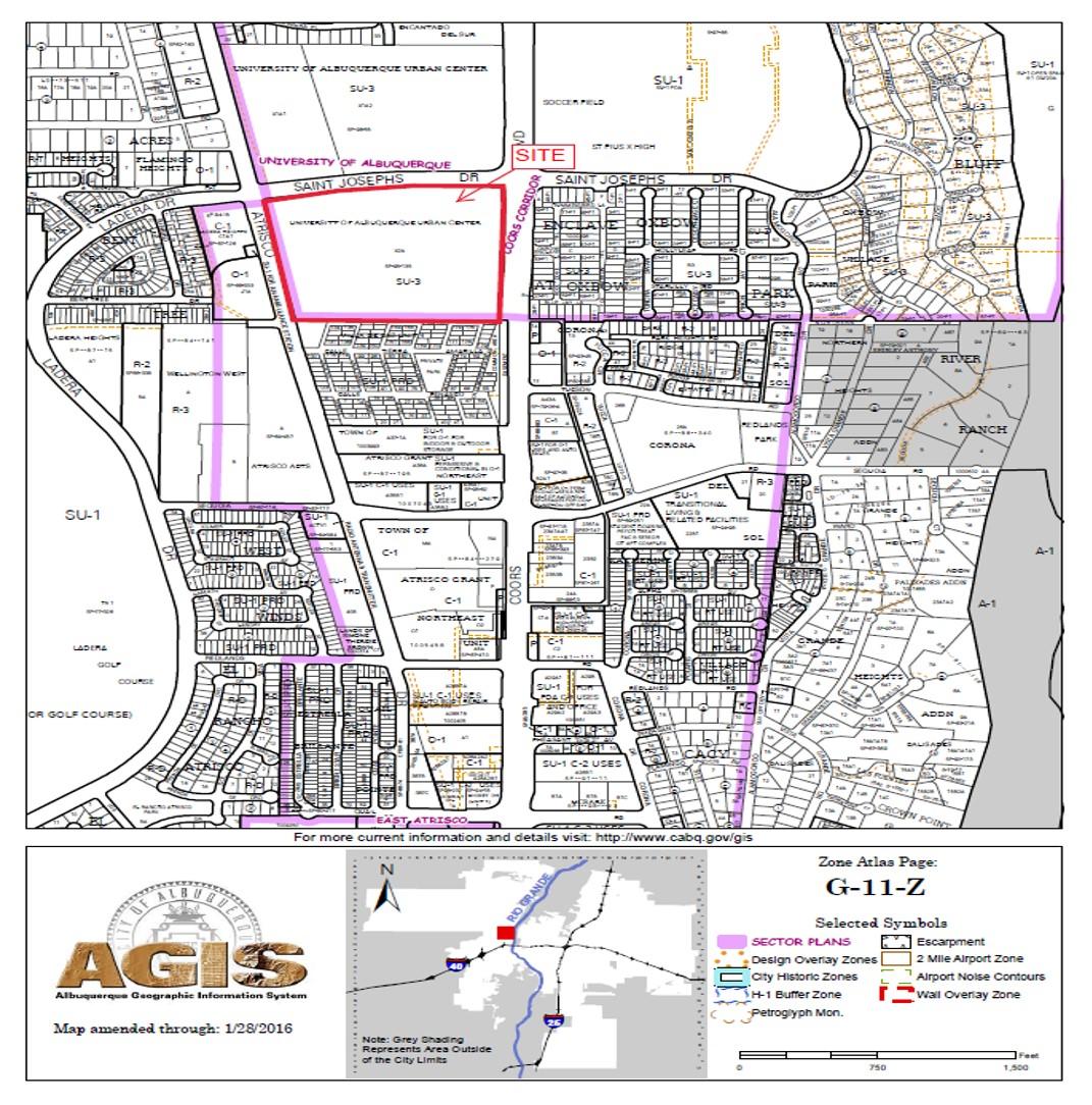 Sample Zone Atlas Map