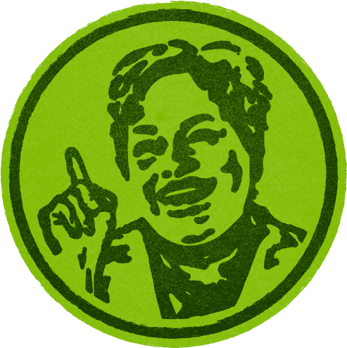 Abuela's Badge