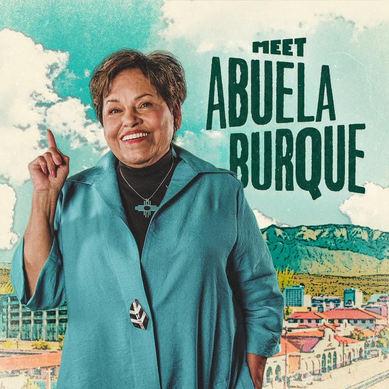 Meet Abuela
