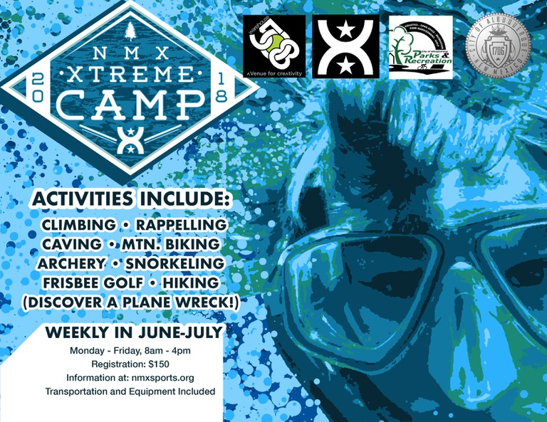 2018 NM Extreme Recreation Camp