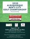 2020 Men's City Golf Championships Flier