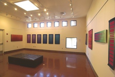 Open Space Visitor Center Gallery 2