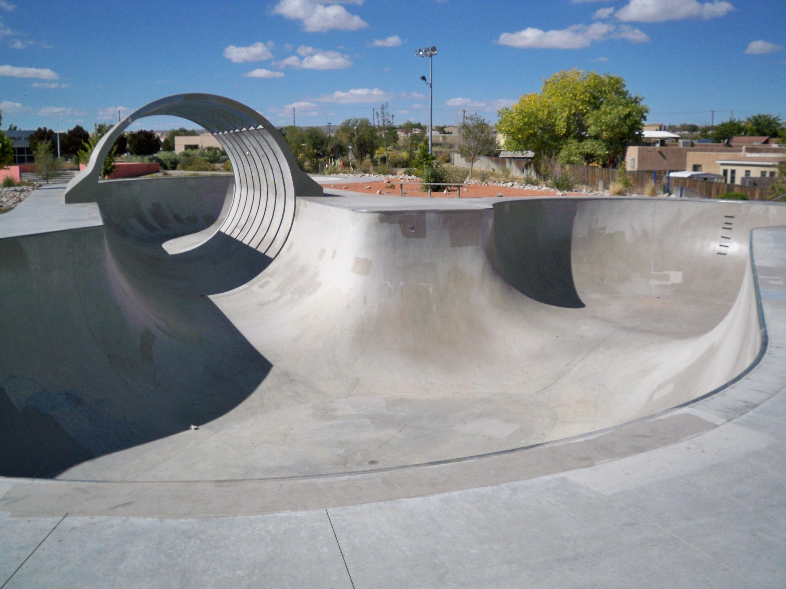 Alamosa Skate Park