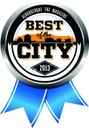 Best of City 2013 Logo