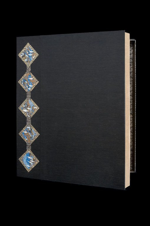 Book of Cranes Front