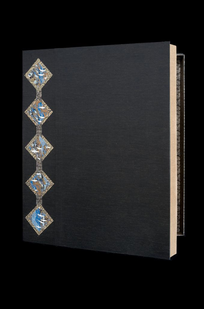 Book of Cranes Front