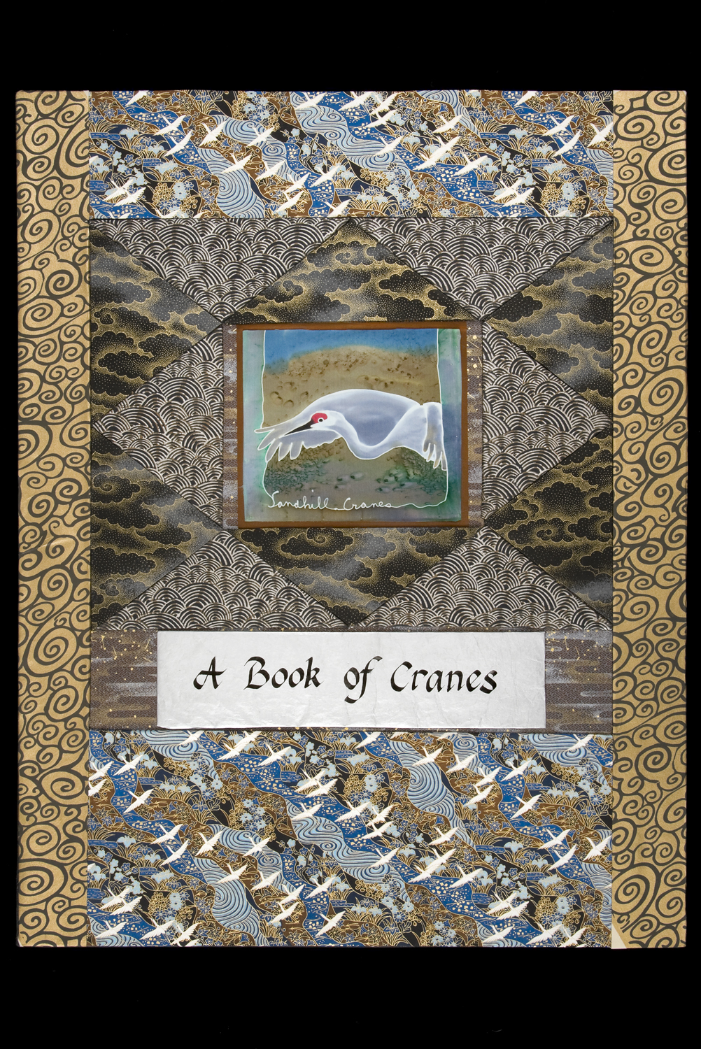 Book of Cranes Front Cover