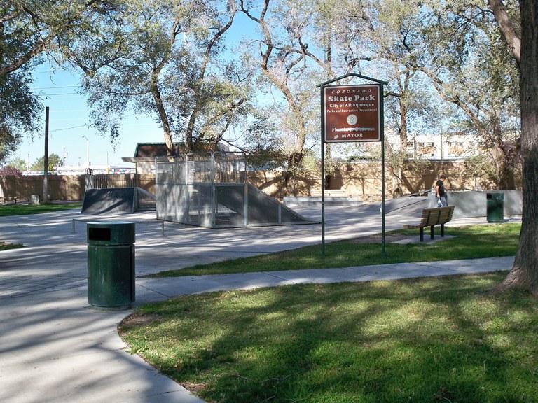Coronado Skate Park
