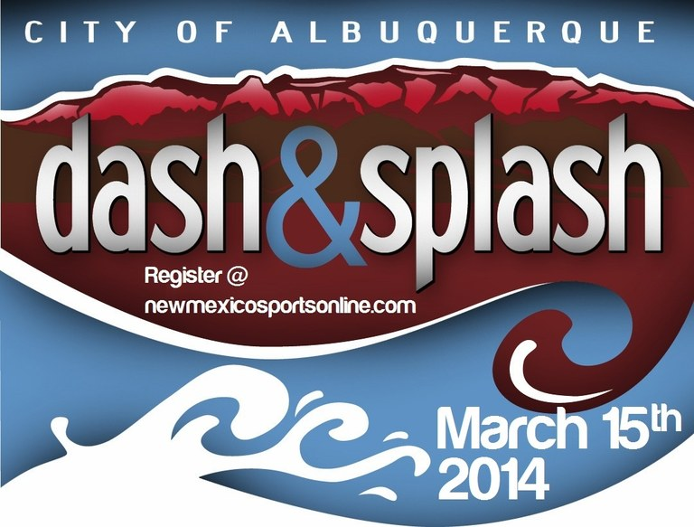 Dash and Splash 2014 Logo