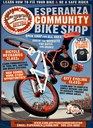 Esperanza Community Bike Shop 8 x 11 poster