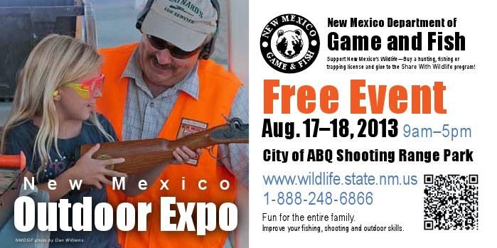 2013 NM Expo (Shooting Range)