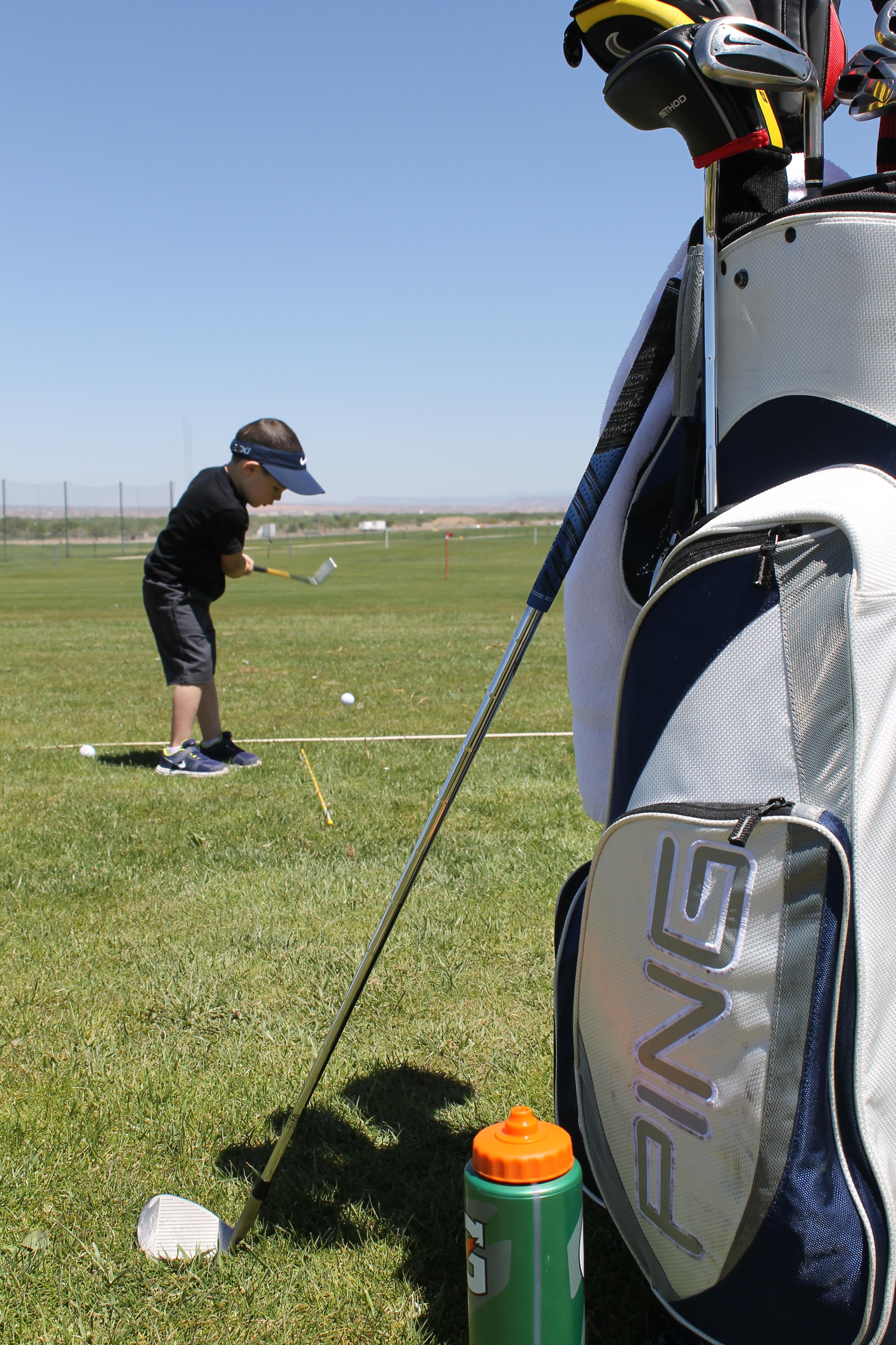 Golf Center at Balloon Fiesta Park