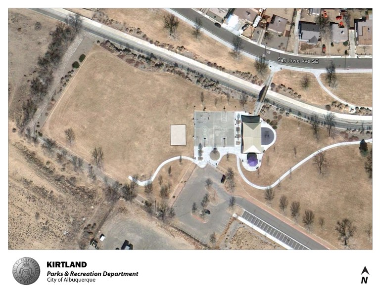Kirtland Park Jumper Map (Aug 2012)