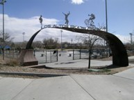 Los Altos Skate Park
