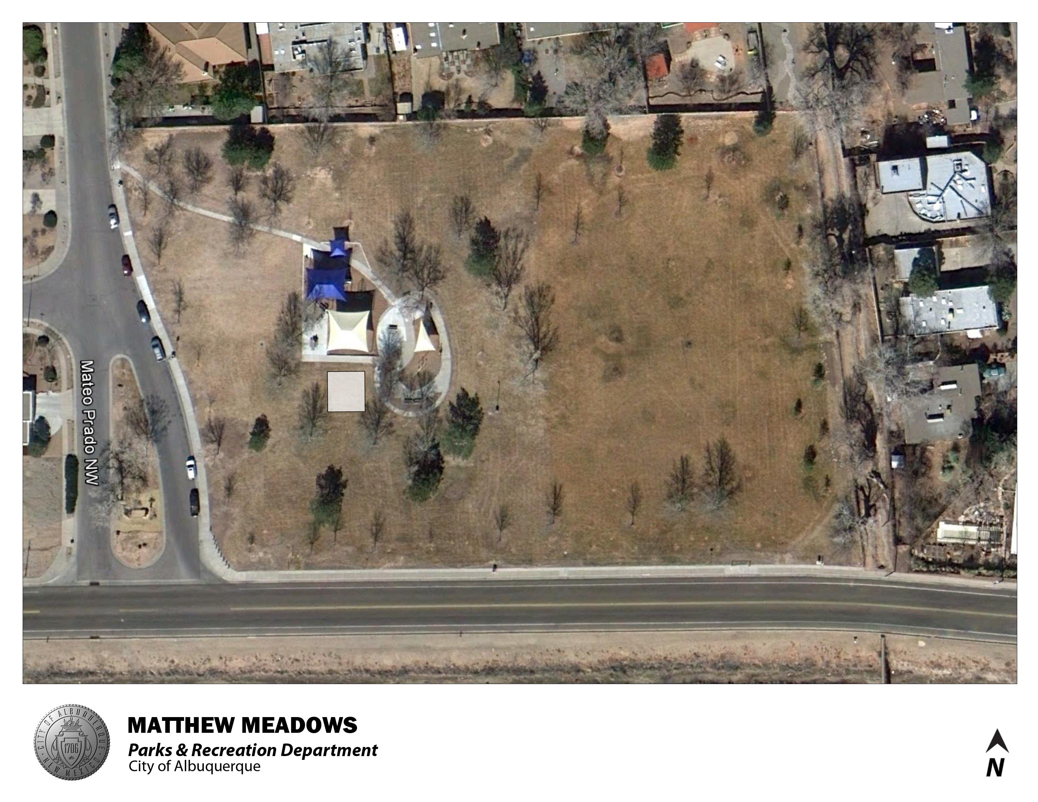 Matthew Meadows Park Jumper Map 8/2012