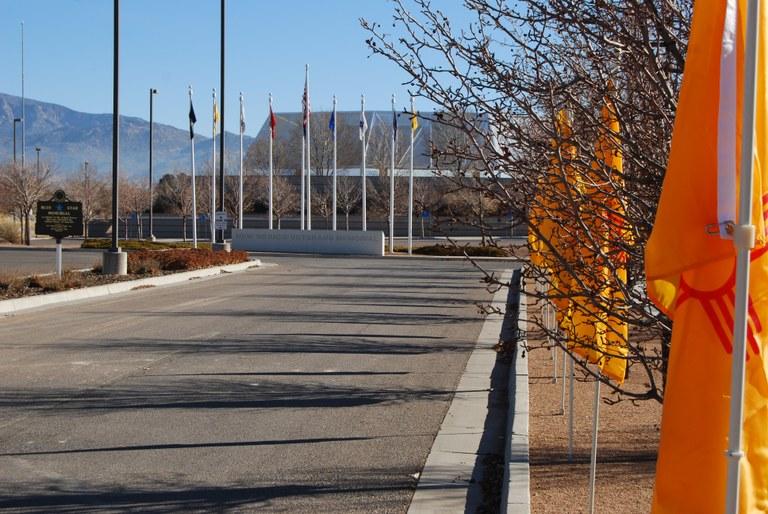 NM Vets Memorial