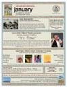 January 2012 OSVC Calendar of Events