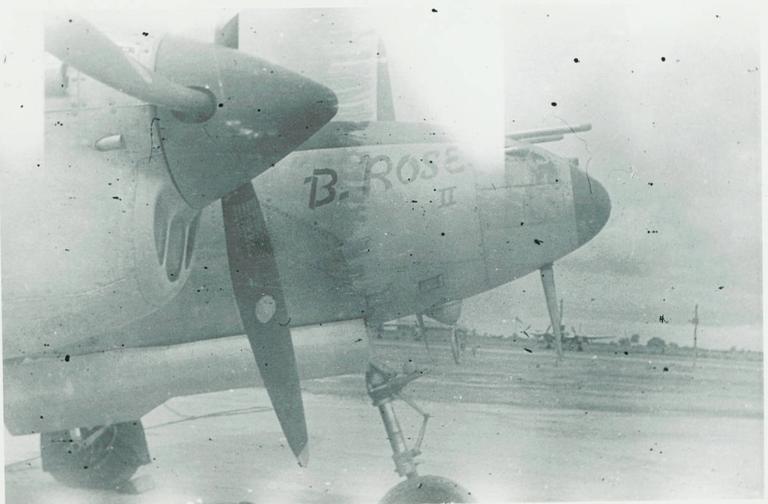 P-38 photo