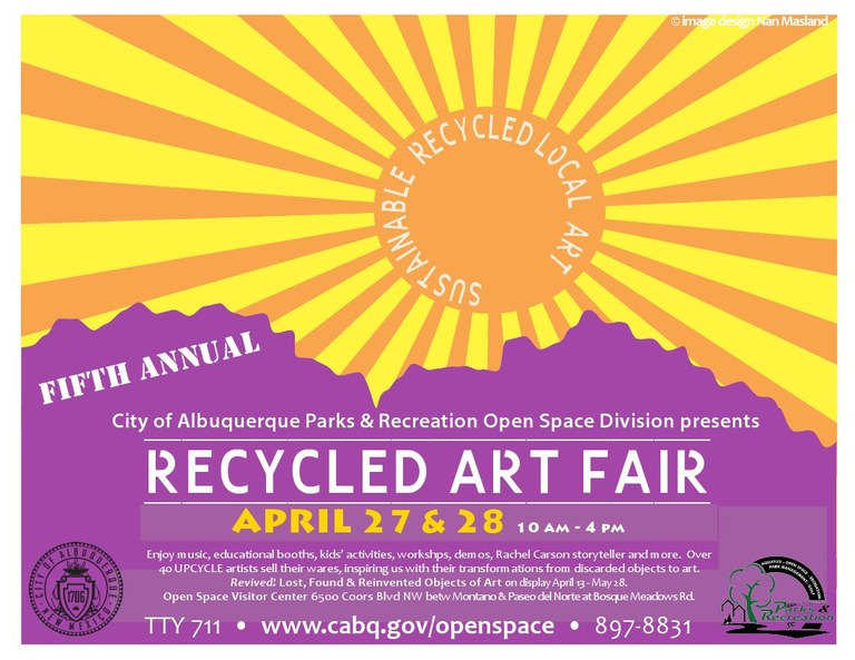 Recycled Art Fair 2013