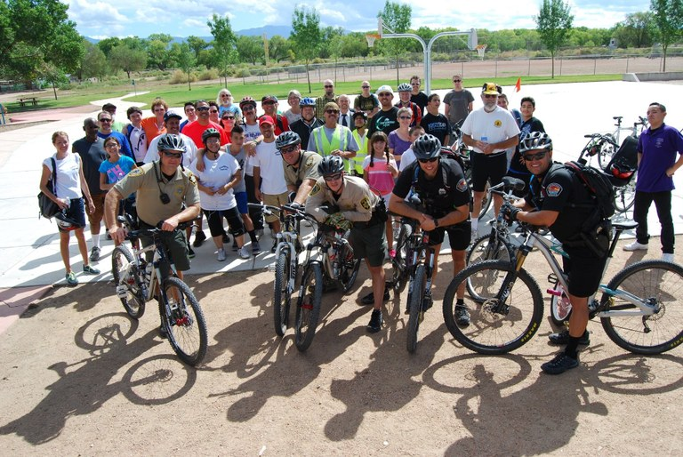 Richard Rivas Memorial Bike Ride photo