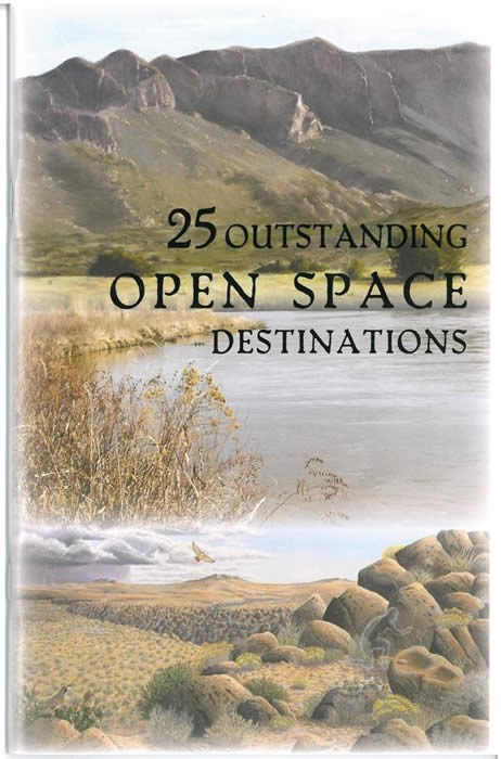 25 Outstanding Open Space Destinations