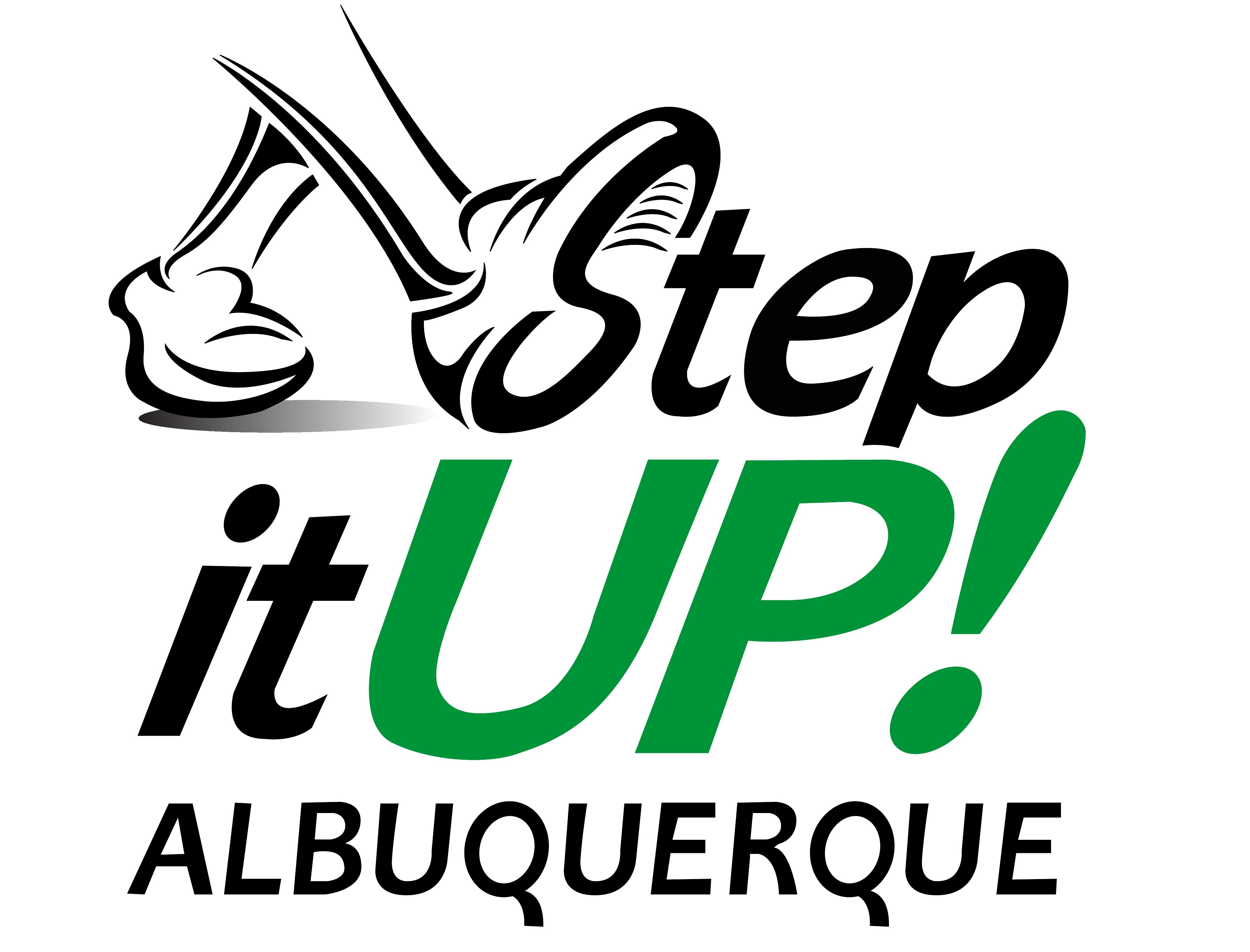 Step it Up Logo
