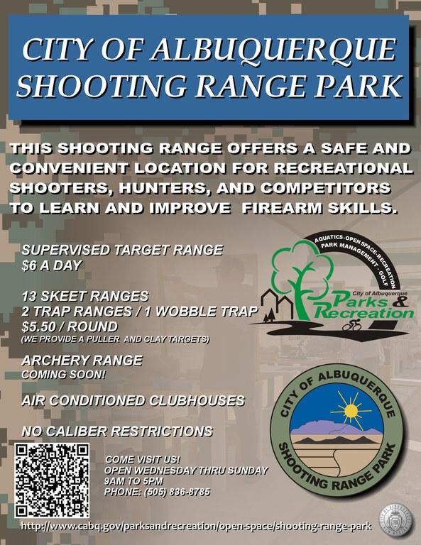 Shooting Range Ad