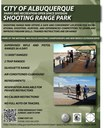 Shooting Range Flyer