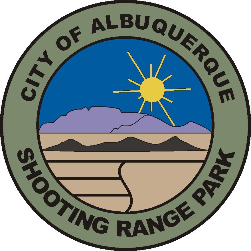 Logo for the Albuquerque Shooting Range Park