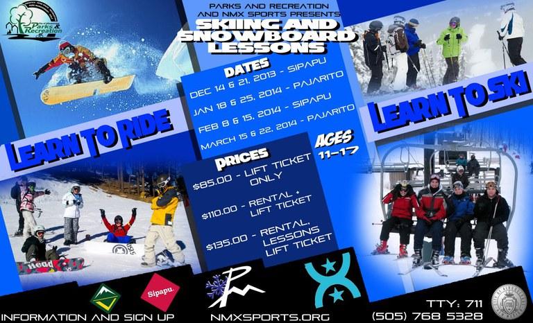 Ski and Snowboard 2013 - 2014