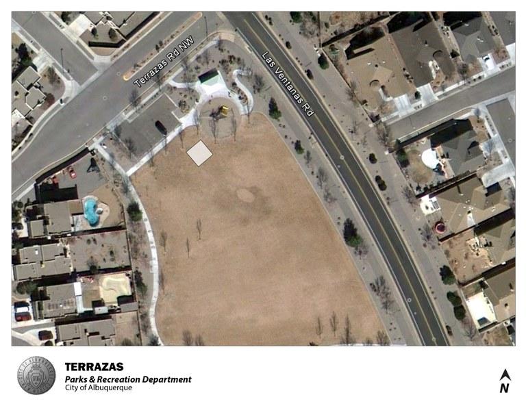 Terrazas Park Jumper Map 8/2012