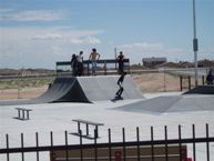 Image of Tower Skate Park