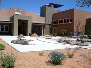 Open Space Visitor Center About