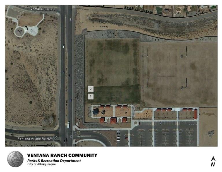 Ventana Ranch Community Park Jumper Map 8/2012
