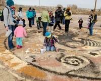 open space mandala creation 2012
