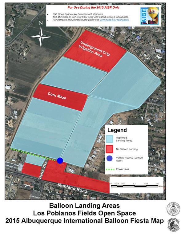 Balloon Landing Map LPF