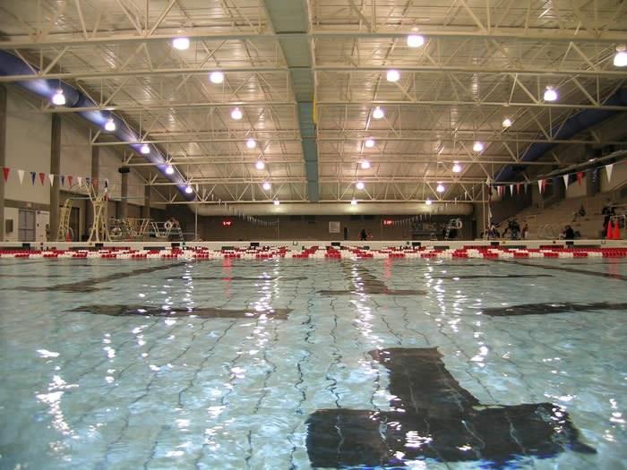 West Mesa Aquatic Center Olympic Pool