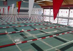 Highland Pool Interior