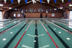 Valley Pool Interior