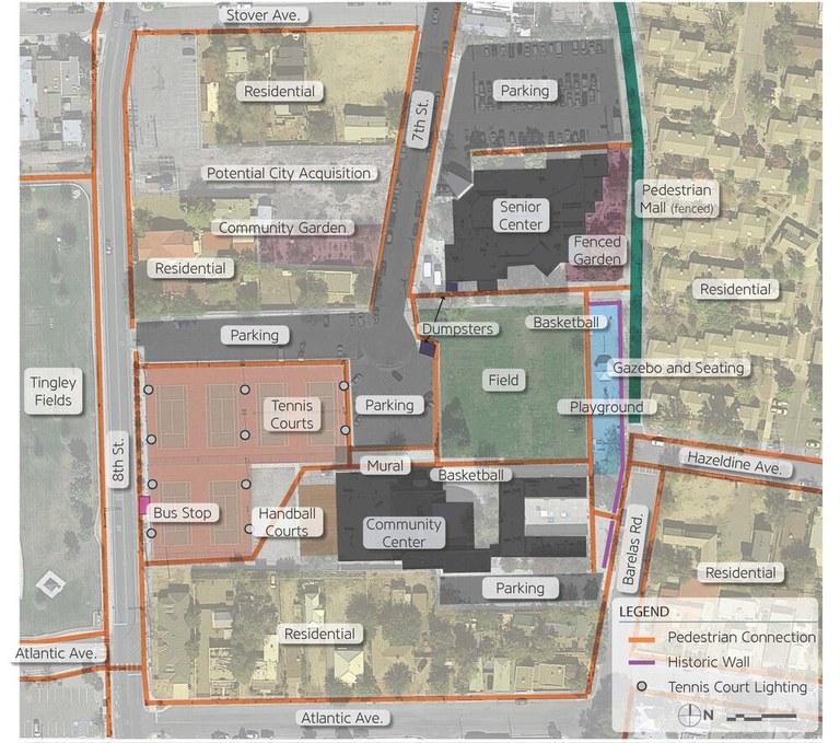 Barelas Park Renovation Possibilities