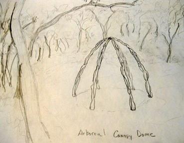 Benjamin Forgey Sketch