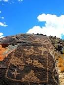 Boca Negra Canyon Petroglyphs 2