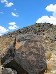 Boca Negra Canyon Petroglyphs